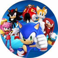 Torta ostya - Soy Luna 93.