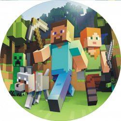 Torta ostya - Minecraft 83.