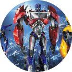 Torta ostya - Transformers 63.