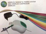 Airbrush - Festékek,Festékszóró
