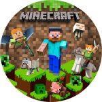 Torta ostya - Minecraft 64.