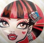 Torta ostya - Monster High 43.