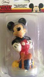 gyertya 3D - Mickey 1.