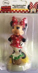 gyertya 3D - Minnie 1.