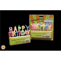 gyertya - Happy Birthday 2.