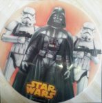 Torta ostya - Star Wars 67.