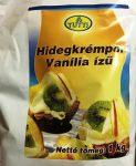 Hidegkrém por 1kg Tutti - Vanília ízű