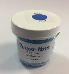 Lüszter por Decor line 5g - Kék