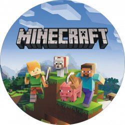 Torta ostya - Minecraft 104.