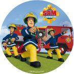 Torta ostya - Sam a tűzoltó 78.