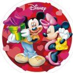 Torta ostya - Mickey 40.