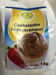 Hidegkrém por 1kg Tutti - Csokoládé ízű