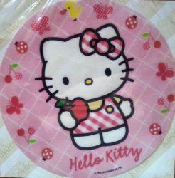 Torta ostya - Hello Kitty 14.