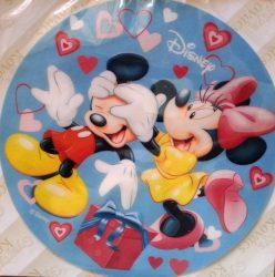Torta ostya - Mickey 38.