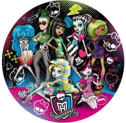 Torta ostya - Monster High 04.