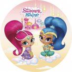 Torta ostya - Shimmer & Shine 120.