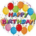 Torta ostya - Happy Birthday 13.