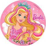 Torta ostya - Barbie 106.