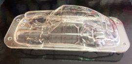 Csoki öntőforma műanyag - Autó 22cm