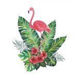 Torta ostya - Flamingó 136.