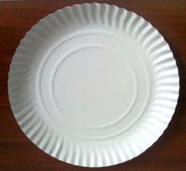 Cukrász tálca (papír) 25cm