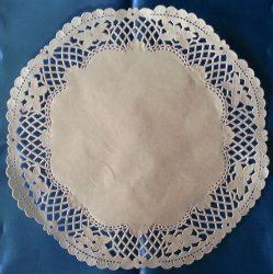 Torta csipke - 26cm fehér
