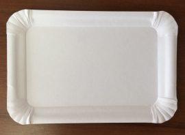 Cukrász tálca (papír) 13*20,5cm