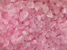 Kandis cukor 100g - Rózsaszín