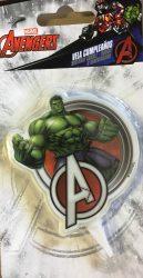 gyertya 2D - Hulk