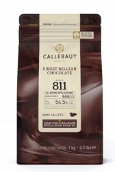 Callebaut 811NV étcsokoládé 54,5% 1 kg