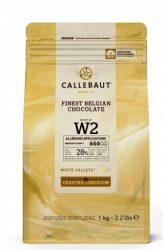 Callebaut W2NV fehér csokoládé 28,1% 1 kg