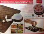 Macaron (makaron) készítő készlet
